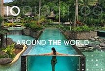 ONE ZERO | AROUND THE WORLD / Inspirational pictures from around the world. Paradise. Wolrd. Exotic places. Palm trees.