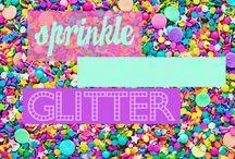 !!sprinkle sparkle glitter!! / !!happy cute bright!!