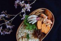 lunch box / bento