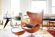 GL | The egg / My most favorite chair