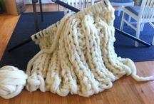 Stickat / Knit