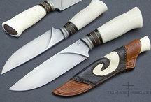Knives / by chuck neal