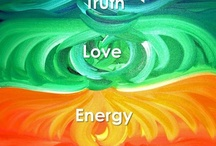 Chakras / Your body has 7 main energy centres that need to be open, clear and balanced for optimal health.