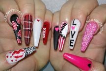 Beautiful Nail and Toe designs / All types of beautiful Nail and toe designs / by Timeless Beauty