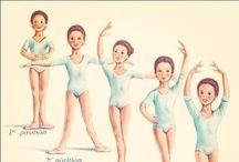 Remembering Ballet Years / Years of lessons create a grace of movement