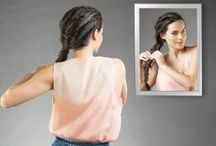 How to create a Fishtail Braid / Follow these simple steps to re-create a youthful red carpet look, the fishtail braid.