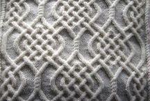 Kötésminták - Knitting / Kézi kötés minták