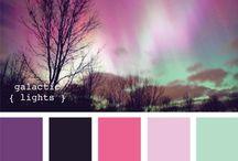 Farbkombis / Color combos