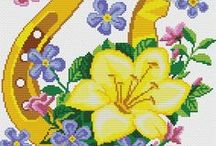 Keresztszemes - Cross Stitch / Mindenféle keresztszemes, és egyéb hímzés minták gyűjteménye.