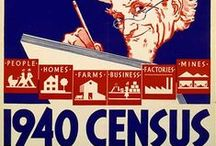 1940 Census / Interesting Facts about an Interesting Decade / by T Whiting