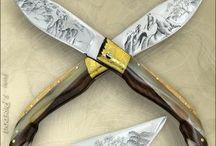 Sardinian Knife