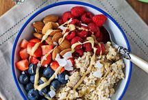 Breakfast of Champions / Check out our blog! thehappyvegandoctor.com