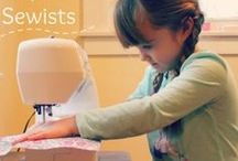 Costura para peques / Sewing for kids