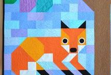 Animals / by Sew Fresh Quilts