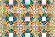 Scrappy Neutral Quilt Inspiration / by Sew Fresh Quilts