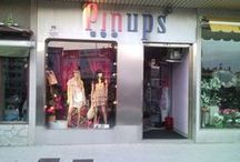 Tienda / Nuestra tienda en Pontevedra, C/virgen del camino 59-bajo, 36001 Pontevedra  Tienda online: www.pinupstore.es