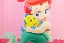 Princesas da Disney / Princesas...