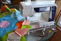 Sewing Machine Love! / by Sew Fresh Quilts