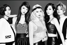 F(x) (에프엑스) ♥ / f(x) (에프엑스) is a five-member multi-national K-pop girl group formed by S.M. Entertainment in 2009. The quintet composes of Chinese leader Victoria ♥ Taiwanese-American member Amber ♥ Korean members Luna ♥ and Sulli ♥ and Korean-American member Krystal ♥