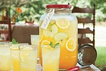 Beverages Recipes -- Iced Tea, Coffees, Lemonades & More! / Sharing Iced Tea, Hot Chocolate, Lattes and Beverage Recipes