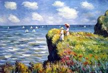 Art- Claude Monet / Sharing the artwork of Claude Monet
