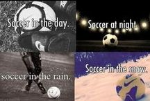 Soccer/Funny/Players / by Georgia