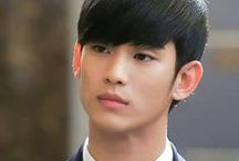 Kim Soo-hyun (김수현 ) ♥ / Kim Soo-hyun ♥ born February 16, 1988 , is a South Korean actor, best known for his roles in the television dramas Dream High,] Moon Embracing the Sun, and My Love from the Star, as well as the movies The Thieves and Secretly, Greatly.