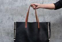 Pendleton / Future Glory Co. / Future Glory Co. Bags made from Pendleton Wool
