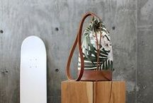 Future Glory Co Palms Collection / Future Glory Co Palms Collection: Bucket Bag and Tote