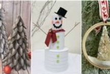 Christmas Projects, Decor, & Ornaments / Information on Christmas Projects, DIY, Decorating and Decor, and Making Homemade Ornaments