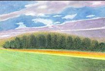 Schönes / Blüten, Landschaften, Romantisches, Schönes, Jahreszeiten
