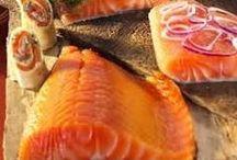 Espevær Røykeri.. Smoked Salmon