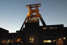 Ruhrgebiet / an der Ruhr, Essen, Duisburg, Zeche Zollverein