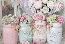 Shabby Chic Ideas / anything Shabby Chic!