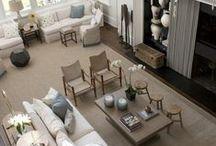 Kingston House / Possible interiors mood board for Kingston House