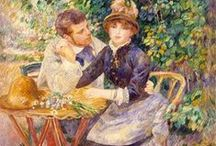 Art- Pierre Auguste Renoir / Sharing the artwork of Pierre Auguste Renoir