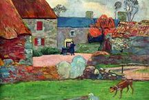 Art- Paul Gauguin / Sharing the Artworks of Paul Gaugin