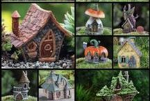 Fairy & Magical Gardens / Sharing Ideas, Tips and How-To's for Magical Fairy Gardens.