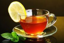 "Tea Time / Sharing Recipes and Information About Teas and Herbal Teas, or Tisanes, a French word for ""herbal infusion"", usually dried flowers, fruits or herbs steeped in boiling water (no actual tea leaves are included)."