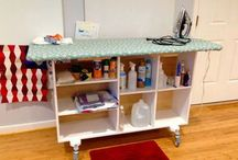 Ironing station / Mobile stiro