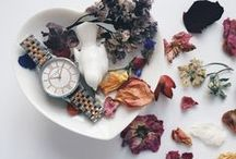 Olivia Burton / This gorgeous brand produces vintage inspired Watch Collections, all made with obsessive attention to detail in order to produce the perfect accessory for every occasion.