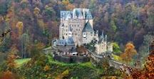 Eifel / Eifel, Wandern, Natur, Burgen, Ruinen, Wald  Bad Münstereifel, Burg Satzvey, Monreal, Cochem, Burg Eltz