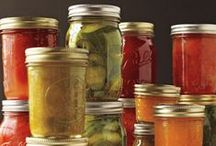 Food Preservation & Storage -- Canning, Freezing, Dehydrating / Sharing Recipes and Tips for Preserving and Storing Foods -- Canning, Freezing, Drying and Dehydrating To Take Advantage of Summer's Bounty, Freshness and Economies