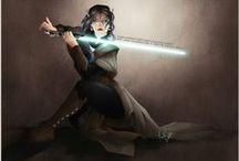 Star Wars : Jedi