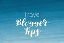 Travel blogger Tips / Learn what goes on behind the travel blog from the experts.