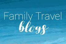 Family travel blogs / Get inspiration from reading stories from other great bloggers travelling with their families
