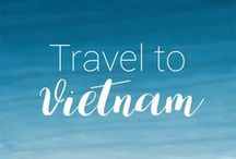 Travel to Vietnam / Vietnam Travel Tips and Inspiration! Plan your trip to Vietnam with photos, destinations, itineraries, guides, things to do and places to visit: Hanoi, Halong Bay, Sapa, Ho Chi Minh City, Phu Quoc, Mekong Delta, Hoi An, Ninh Binh
