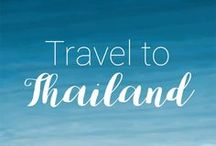 Travel to Thailand / Thailand Travel Tips and Inspiration! Plan your trip to Thailand with photos, destinations, itineraries, guides, things to do and places to visit: Bangkok, Phuket, Krabi, Koh Lipe...
