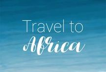 Travel to Africa / Africa Travel Tips and Inspiration! Plan your trip to Africa with photos, destinations, itineraries, guides, things to do and places to visit.
