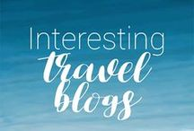 Interesting Travel Blogs